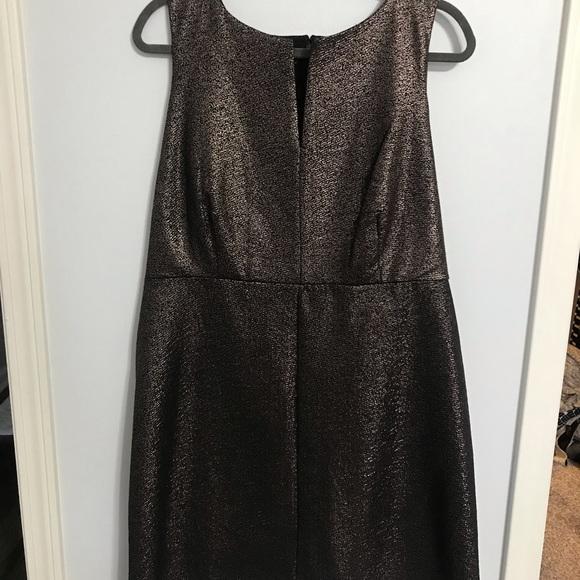 Metaphor Dresses & Skirts - Gold sheath dress